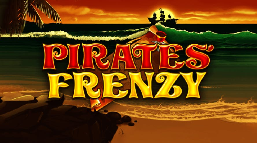 Stay home with an exciting slot Pirates Frenzy by Blueprint Gaming