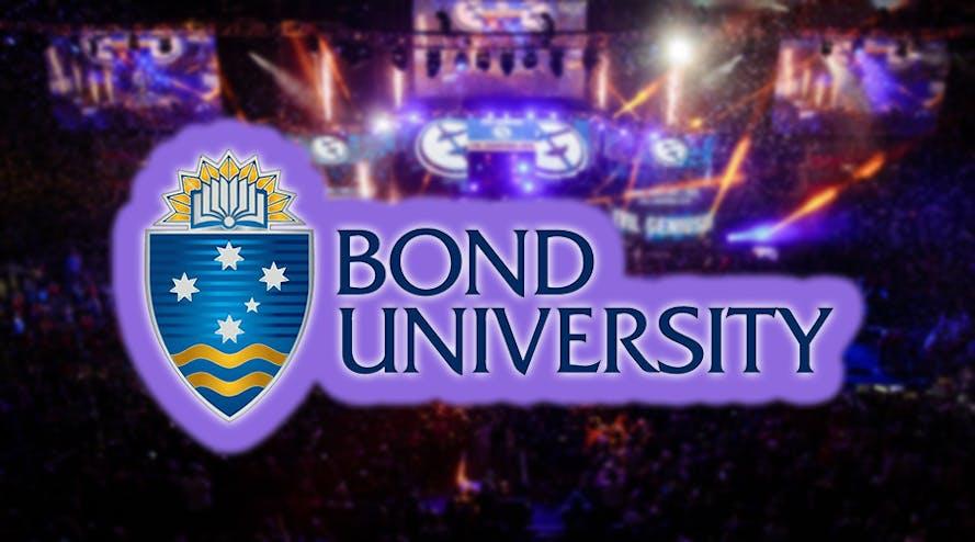 Bond University and Chief Esports Club agreed on a partnership