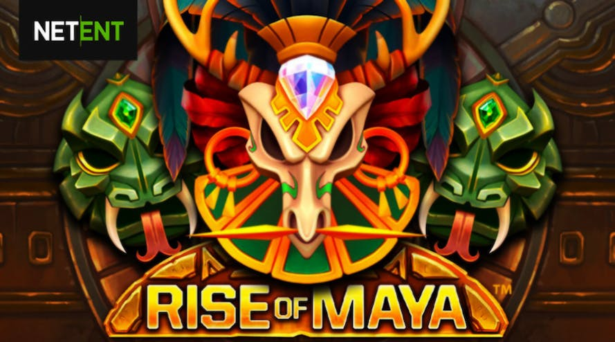Incredible Rise of Maya slot from NetEnt