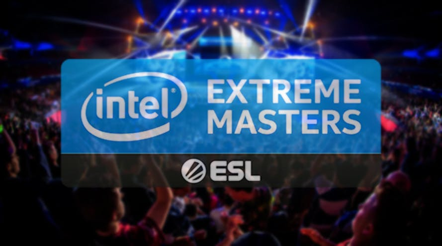 Intel Extreme Masters will be held in Melbourne this year