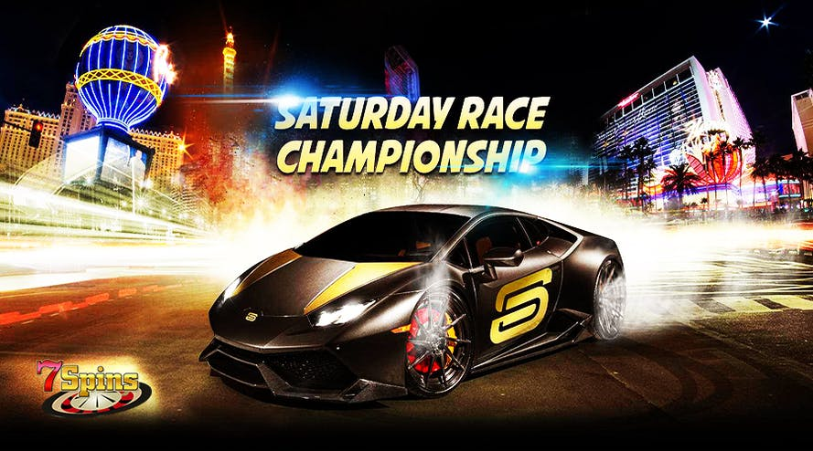 Join the Saturday Race Championship and get a chance to win A$7,500