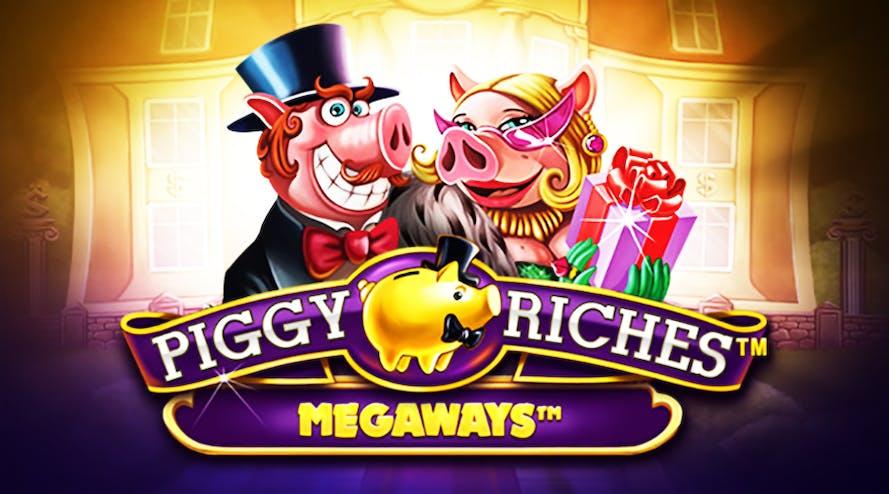 Piggy Riches Megaways slot lands on NetEnt
