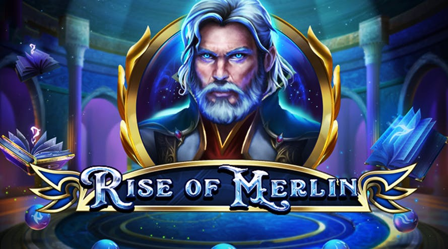 Rise of Merlin – innovative slot from Play'n Go