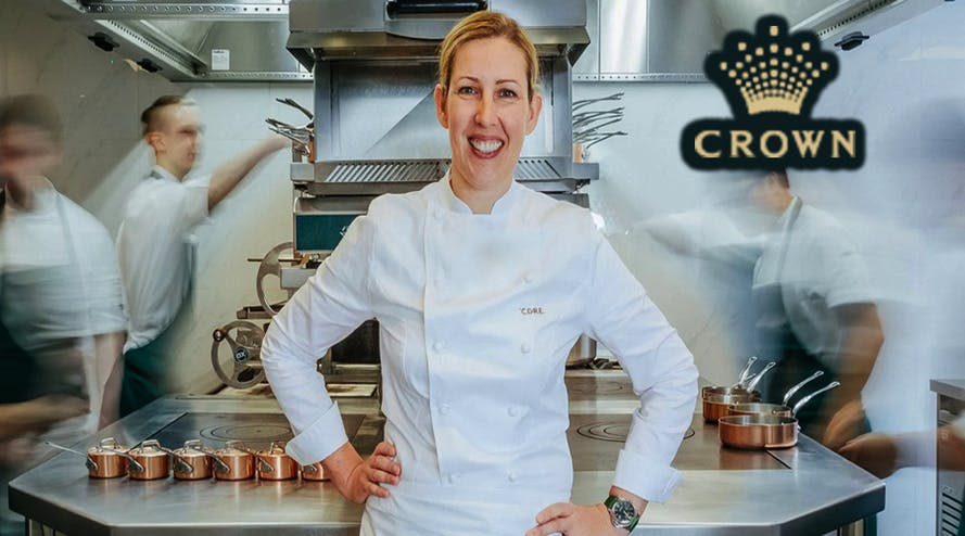 Signature restaurant in Crown Sydney will be run by celebrity chef Clare Smyth