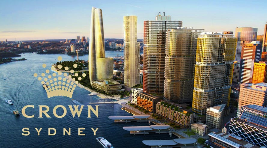 The VMLYR Melbourne agency appointed to develop the digital strategy for Crown Sydney