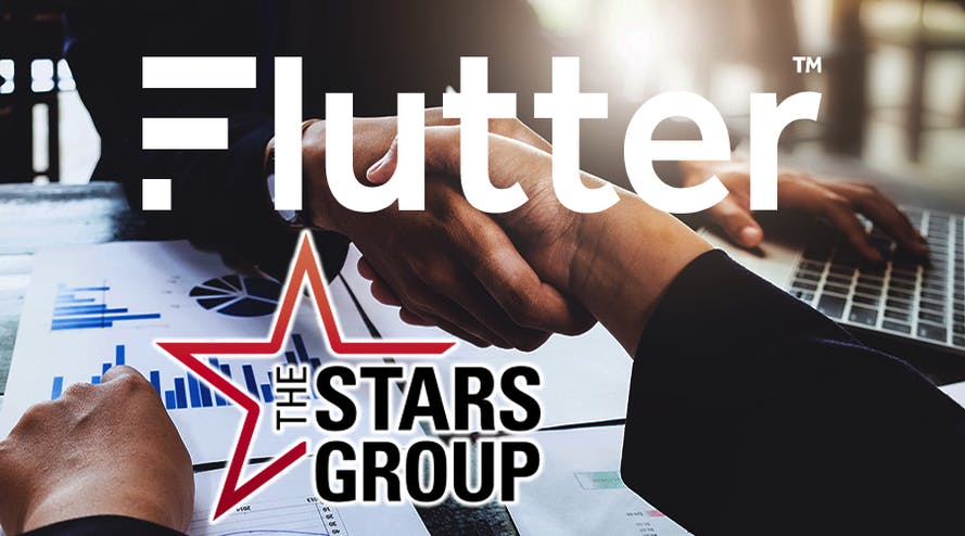 Flutter Entertainment and The Stars Group plan to merge