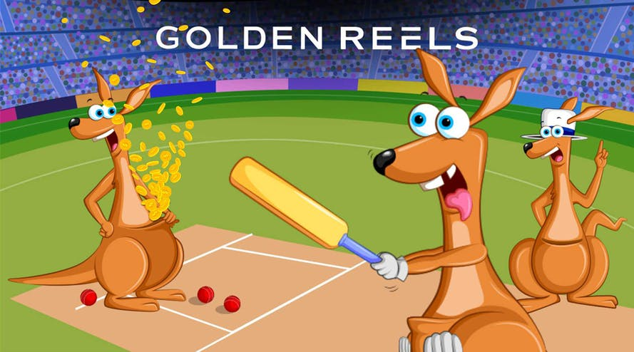 Golden Reels offers a welcome bonus up to A$2000 + 200 free spins