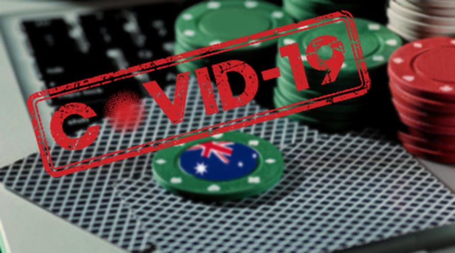 Australian poker industry takes a major hit due to the COVID-19 outbreak