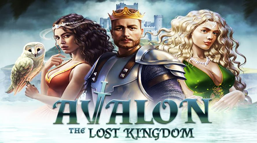Avalon: The Lost Kingdom: new Camelot story-based high volatility slot
