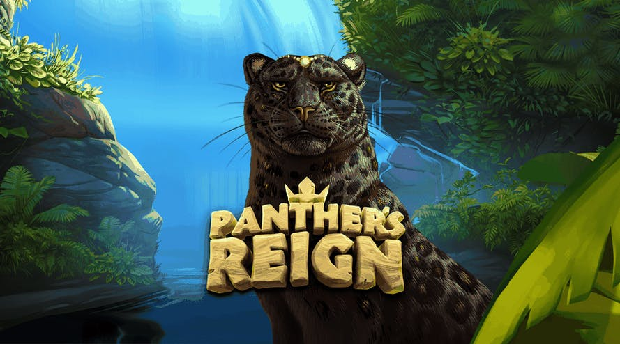 Panther's Reign: new Quickspin slot dedicated to wildlife