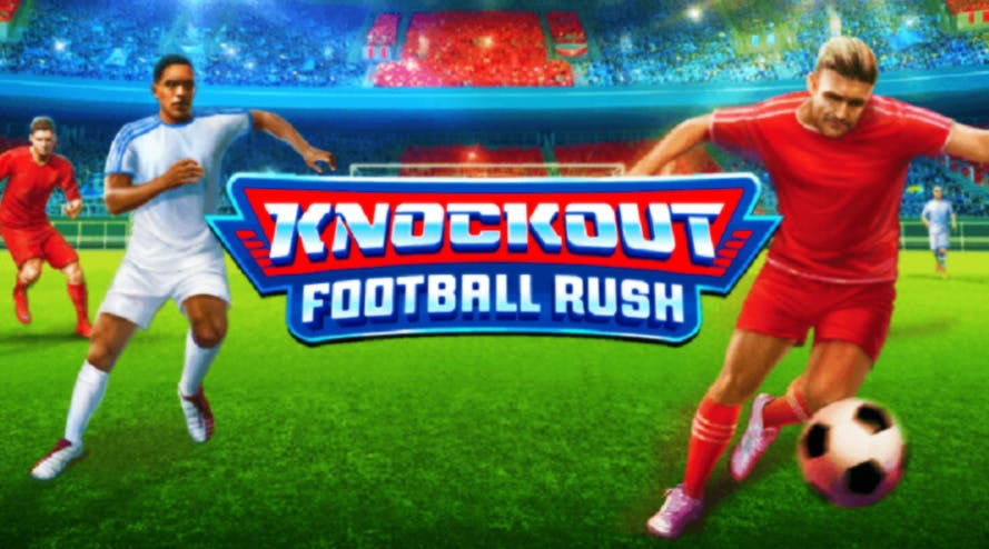 Welcome back to sports – Knockout Football Rush slot review