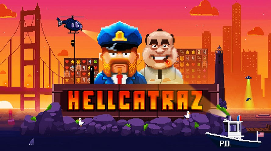 Relax Gaming and its new Hellcatraz slot feature the story of the most famous prison in the world, Alcatraz