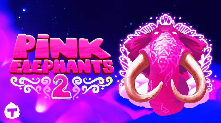 Pink Elephant 2 by Thinderkick – slot review