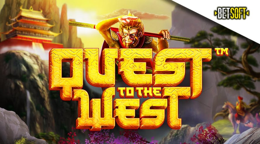 The Quest to the West: slot game based on the famous old Chinese legend