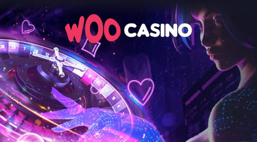 A warm welcome from WooCasino!