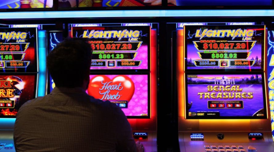 Residents in Canberra crossing the border to play pokies