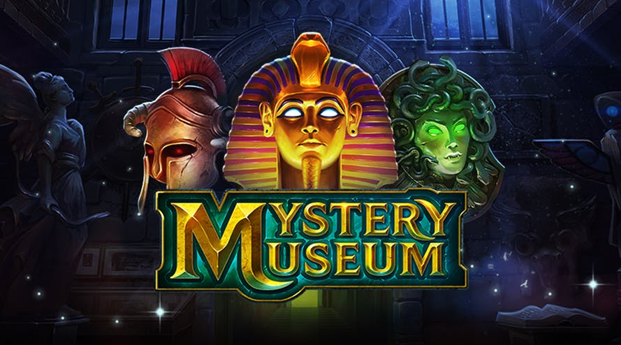 Push Gaming has recently released new high volatility slot Mystery Museum