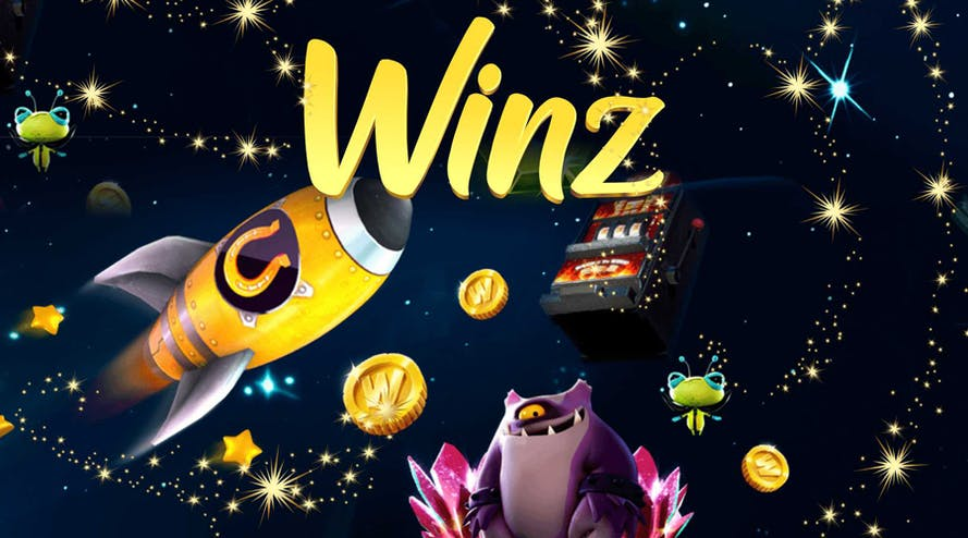 Enjoy the SLOT BONUS up to 6 BTC or $600 + 300 free spins offered by Winz casino