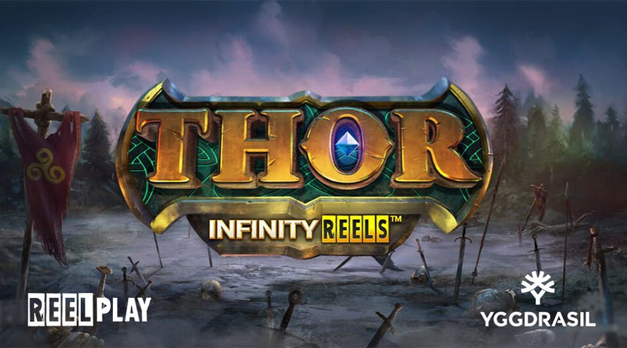 Thor Infinity Reels from Yggdrasil Gaming and ReelPlay