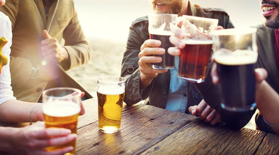 You can now swap excess solar energy credits for beer in Australia, thanks to blockchain