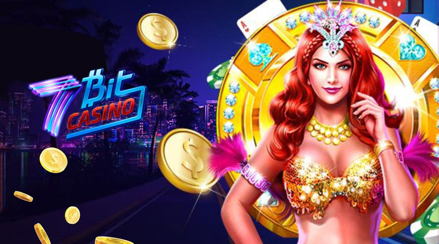Introducing 7Bit Casino – Bringing you the best from Bitcoin games