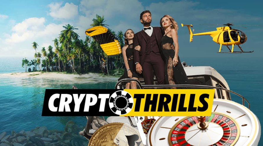 Introducing CryptoThrills – Cryptocurrency exclusivity for your security