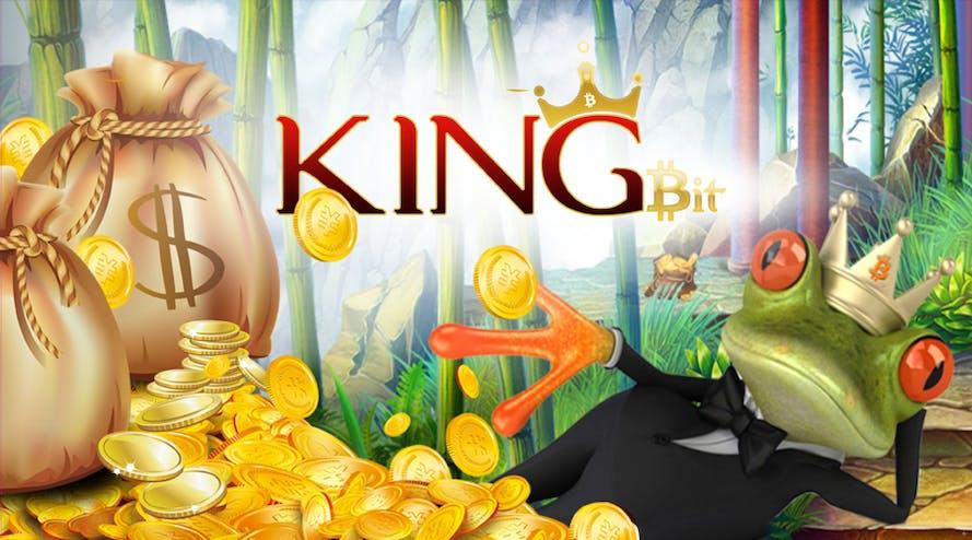 Kingbit – Thrilling experience of crypto gambling