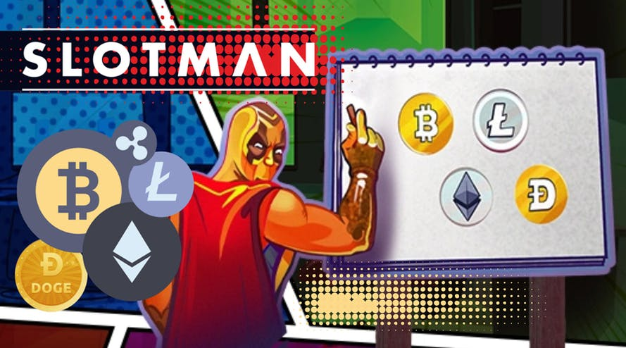 Introducing Slotman – A large suite of casino games